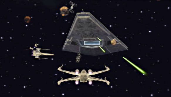 Star Wars: Elite Squadron