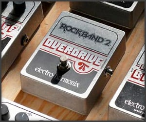 RB2 Overdrive Pedal