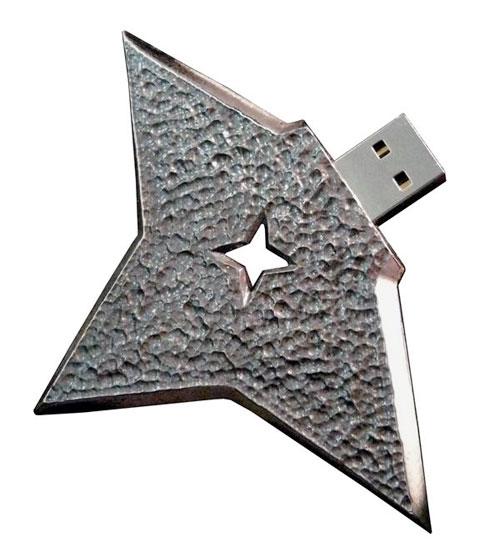 Shuriken USB Drive