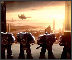 Official Trailer: Space Marine