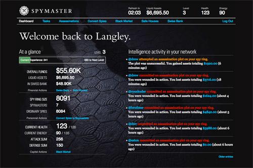 Free: Spymaster