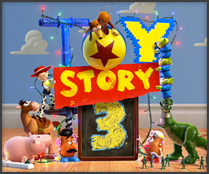 Teaser: Toy Story 3
