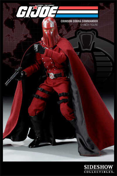 Crimson Cobra Commander