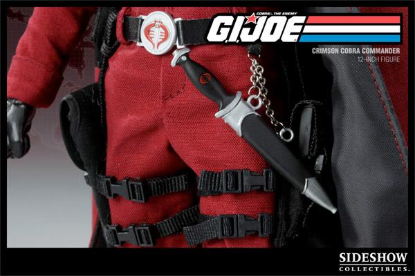 Crimson Cobra Commander