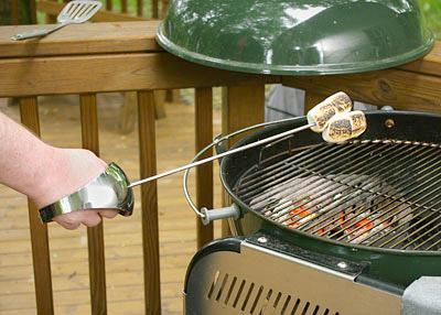 Swashbuckling BBQ Sword