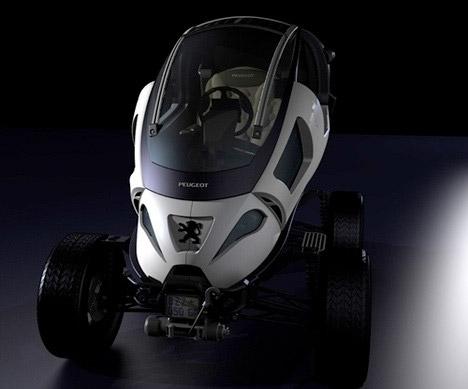 Concept: Peugeot Capsule