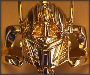 Optimus Prime Ring