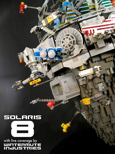 Solaris 8 Space Station