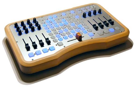 Ohm64 Controller