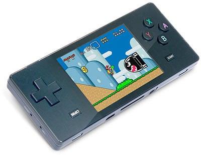 Retro Game Emulator
