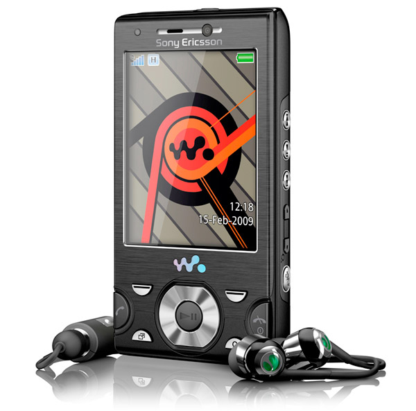 Sony Ericsson W995a