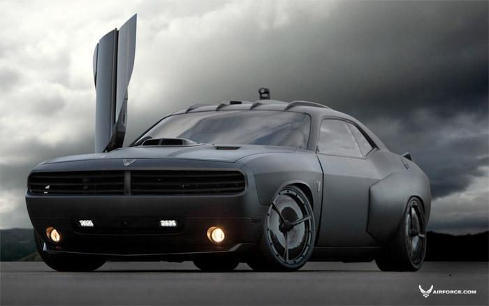 USAF Super Cars