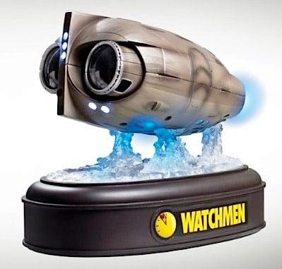 Watchmen Nite Owl BD