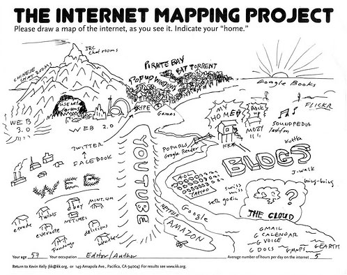 Internet Mapping Project
