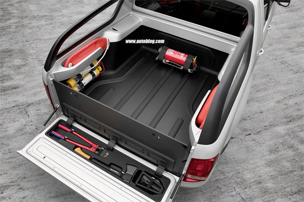VW Amarok Pickup
