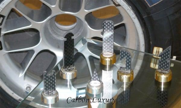 Carbon Fiber Chessboard