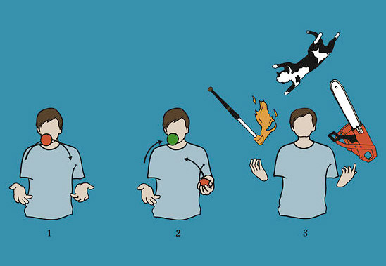 Learn to Juggle Tee