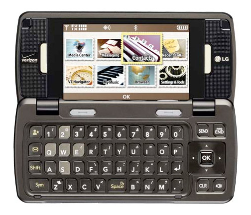 LG enV TOUCH