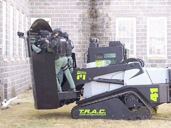 TRAC Assault Platform