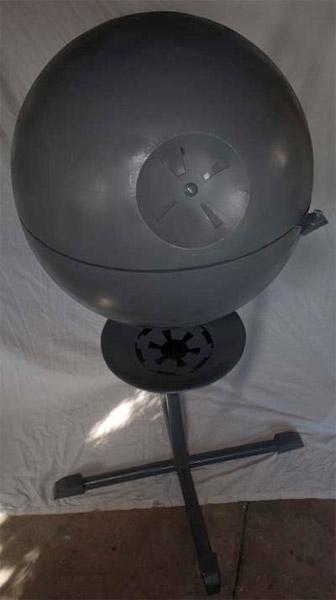 Death Star Grill