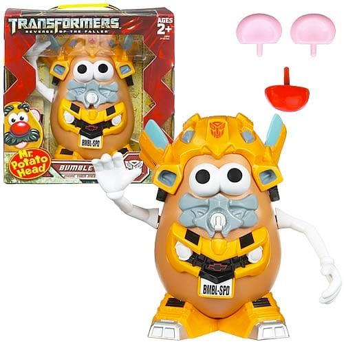 Potato Head Transformers