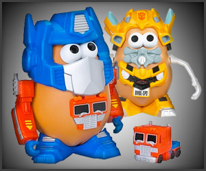 Potato Head Transformers