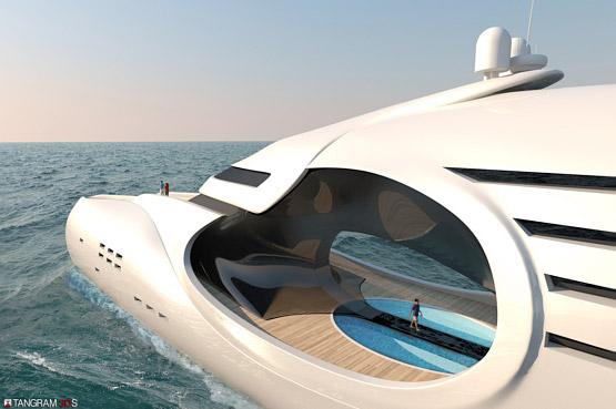 Concept: Infinitas Yacht