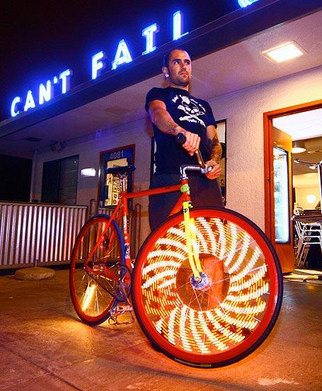MonkeyLectric Bike Lights
