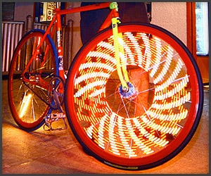 MonkeyLectric Bike Lights