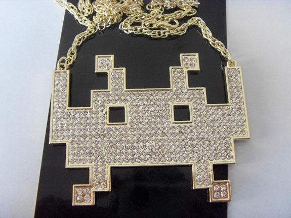 Blingvaders Necklace