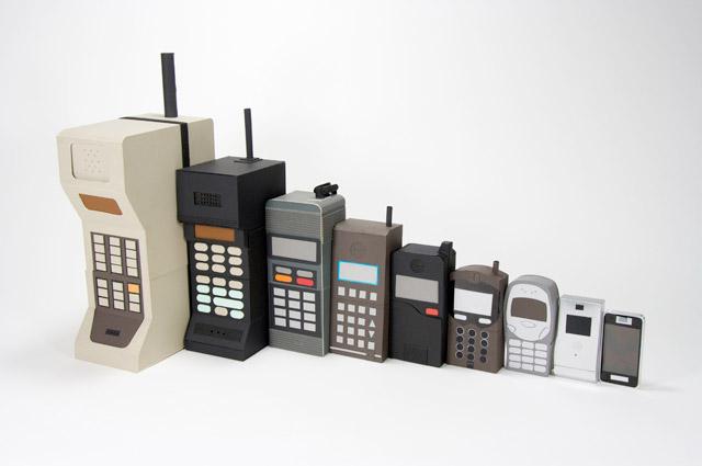Russian Doll Cellphones