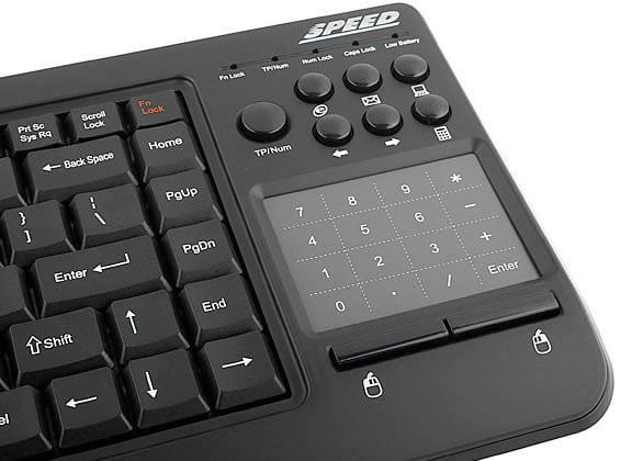 Entertainment Slim Keyboard