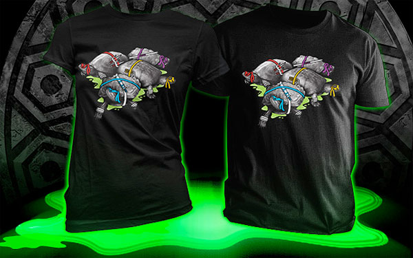 Turtle Power T-shirt
