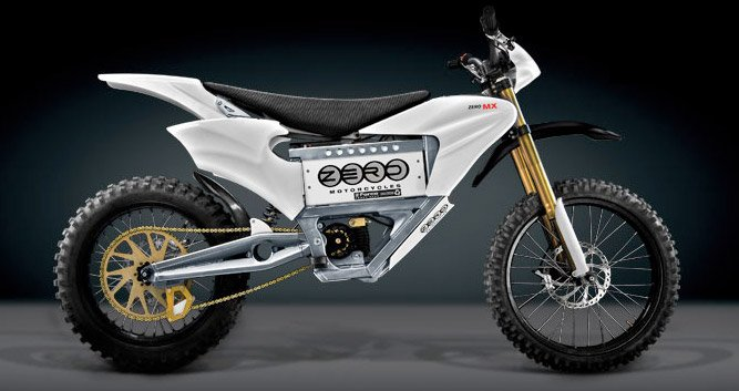 Zero MX Electric Bike
