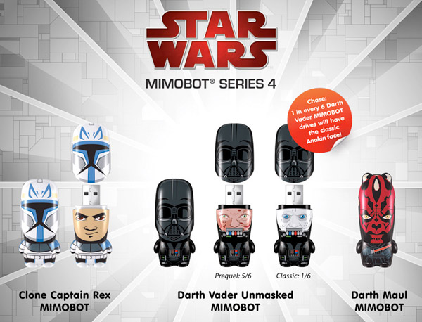 Mimobot Series 4