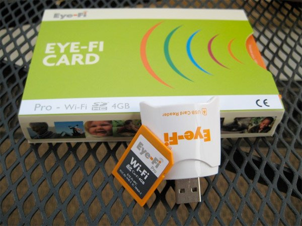 Eye-Fi Pro SD Card