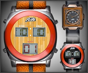 FLuD SS09 Watches