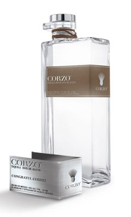 Corzo Personalized Labels