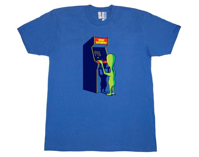 Space Defenders T-shirt
