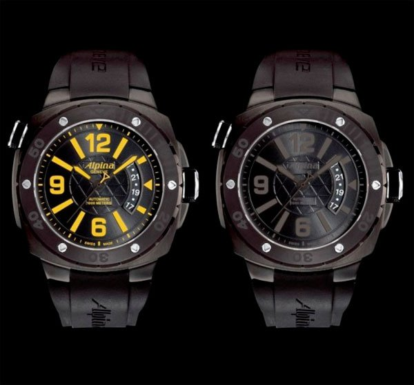 Alpina Extreme Divers SS09