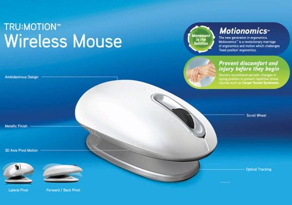 TRU:Motion Mouse