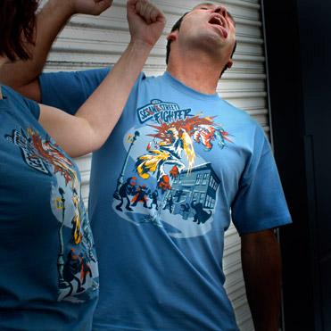 Puppet Brawlin' T-shirt