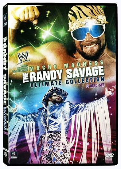 DVD: Macho Madness