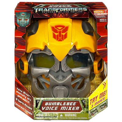 Bumblebee Voice Mixer