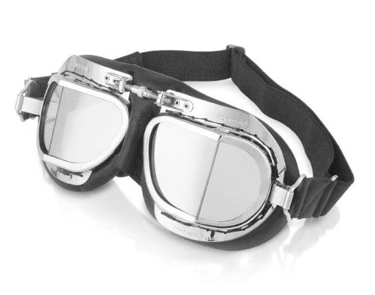 Bentley Leather Goggles