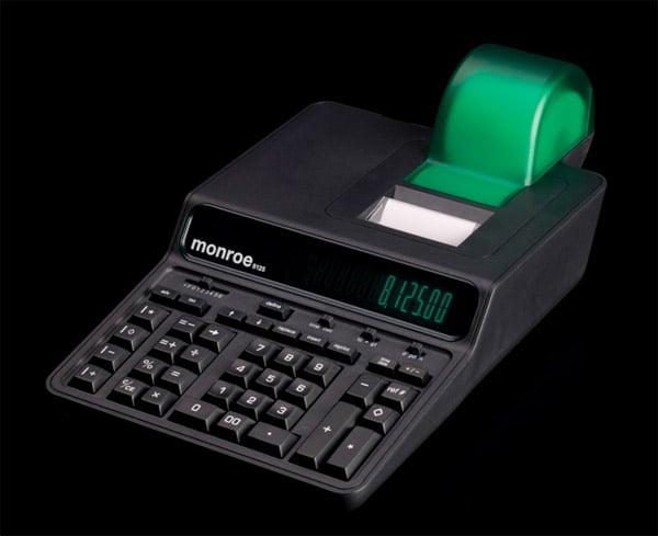 Monroe 8125 Calculator