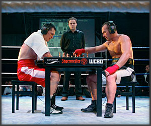 Video: Chessboxing