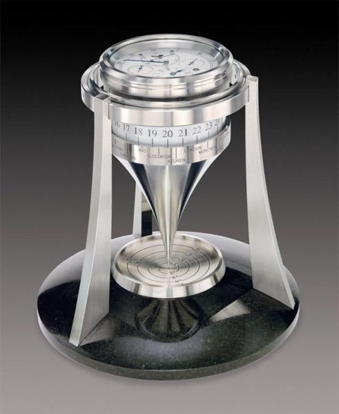 Tempus Mobile Clock