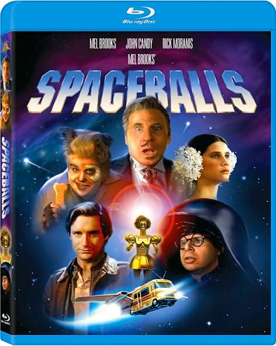 Blu-ray: Spaceballs
