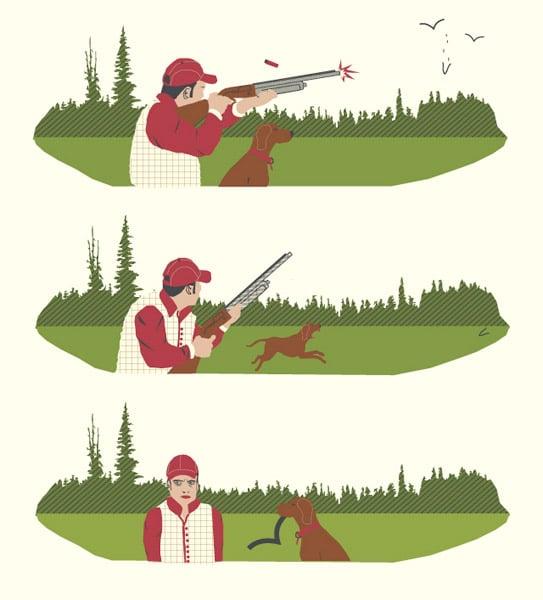 Hunting is No Joke Tee